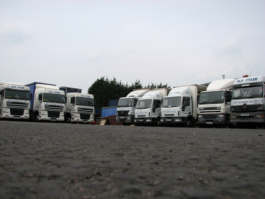 Road Haulage and Transport Staffordshire